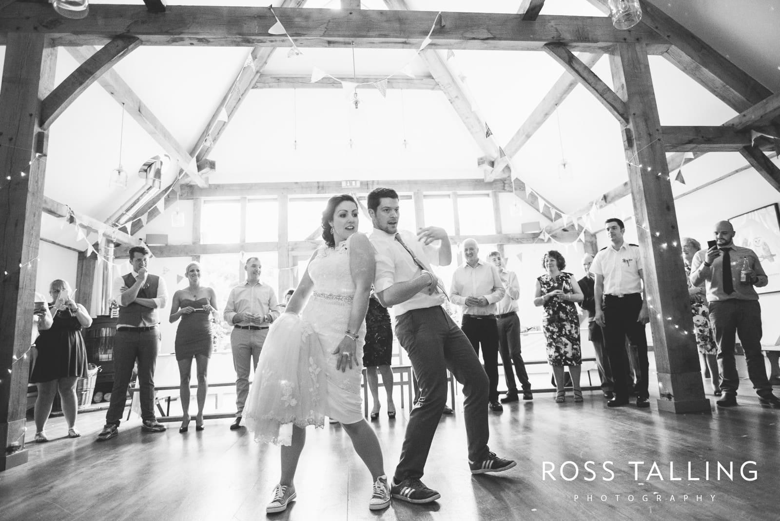 Coolest First Dance Ever Breakdancing Bride and Groom Jasmin and Ben Barnicoat_0004