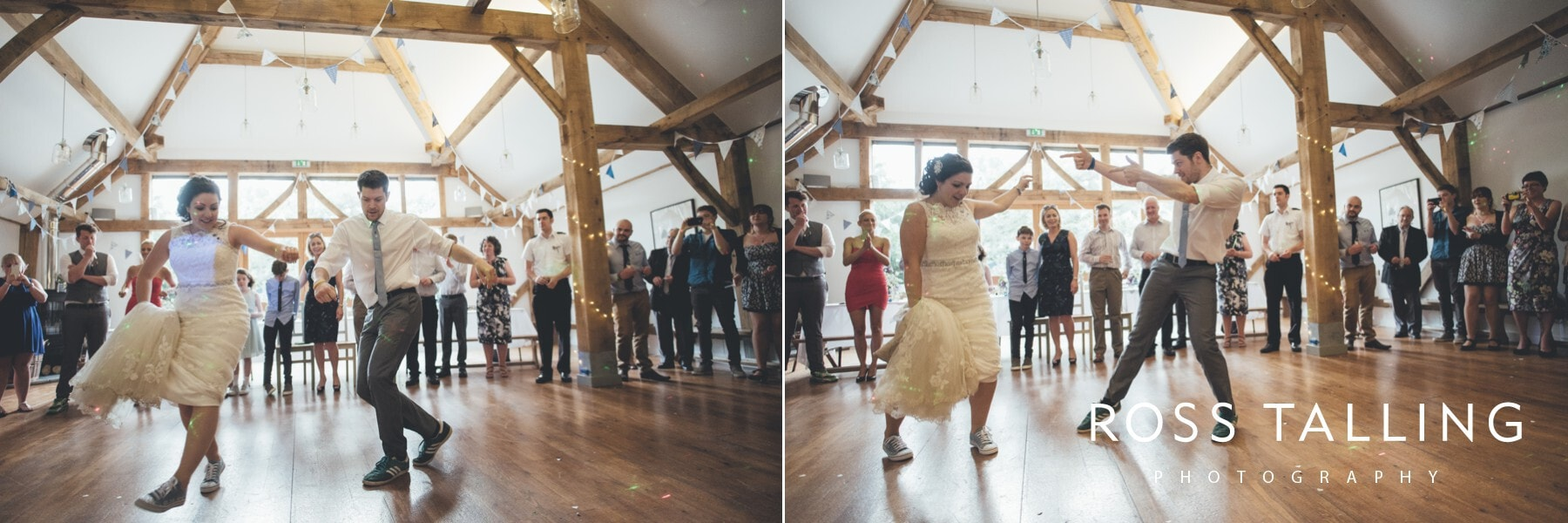 Coolest First Dance Ever Breakdancing Bride and Groom Jasmin and Ben Barnicoat_0002