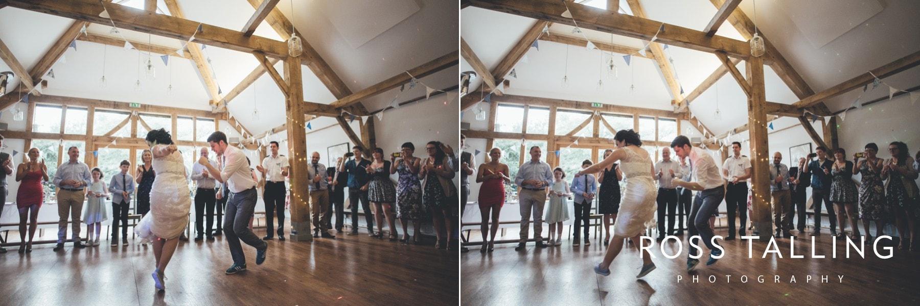 Coolest First Dance Ever Breakdancing Bride and Groom Jasmin and Ben Barnicoat_0000