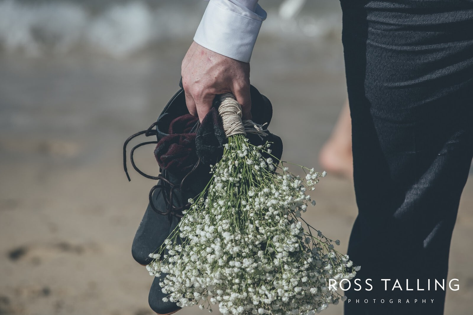 Boho Elopement Wedding Photography Cornwall - Stacey and Steve_0090