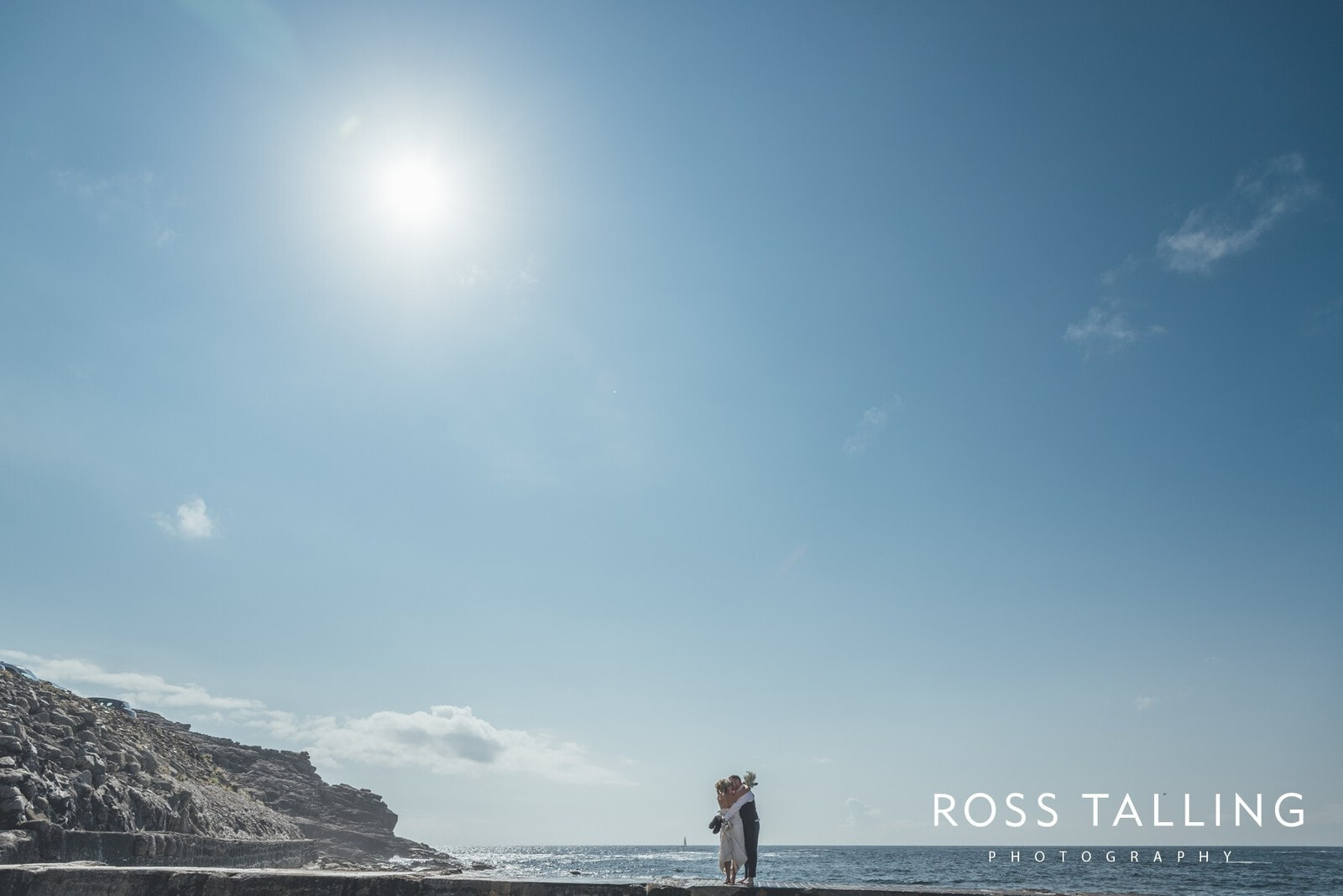 Boho Elopement Wedding Photography Cornwall - Stacey and Steve_0088