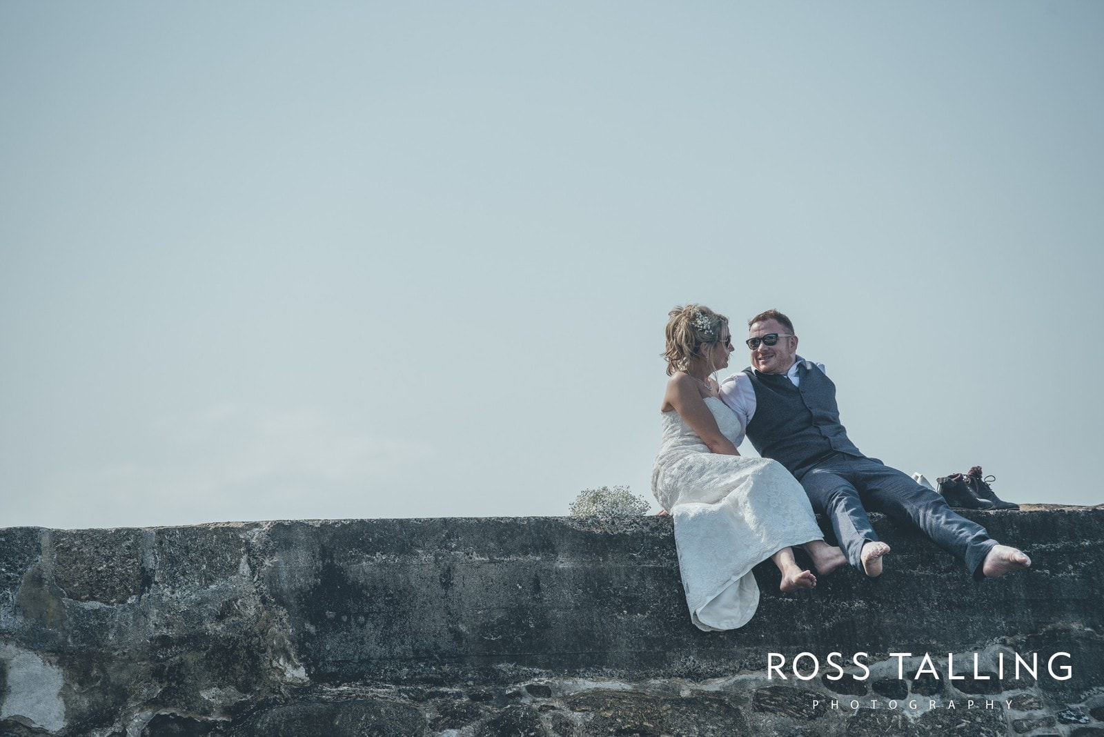 Boho Elopement Wedding Photography Cornwall - Stacey and Steve_0082