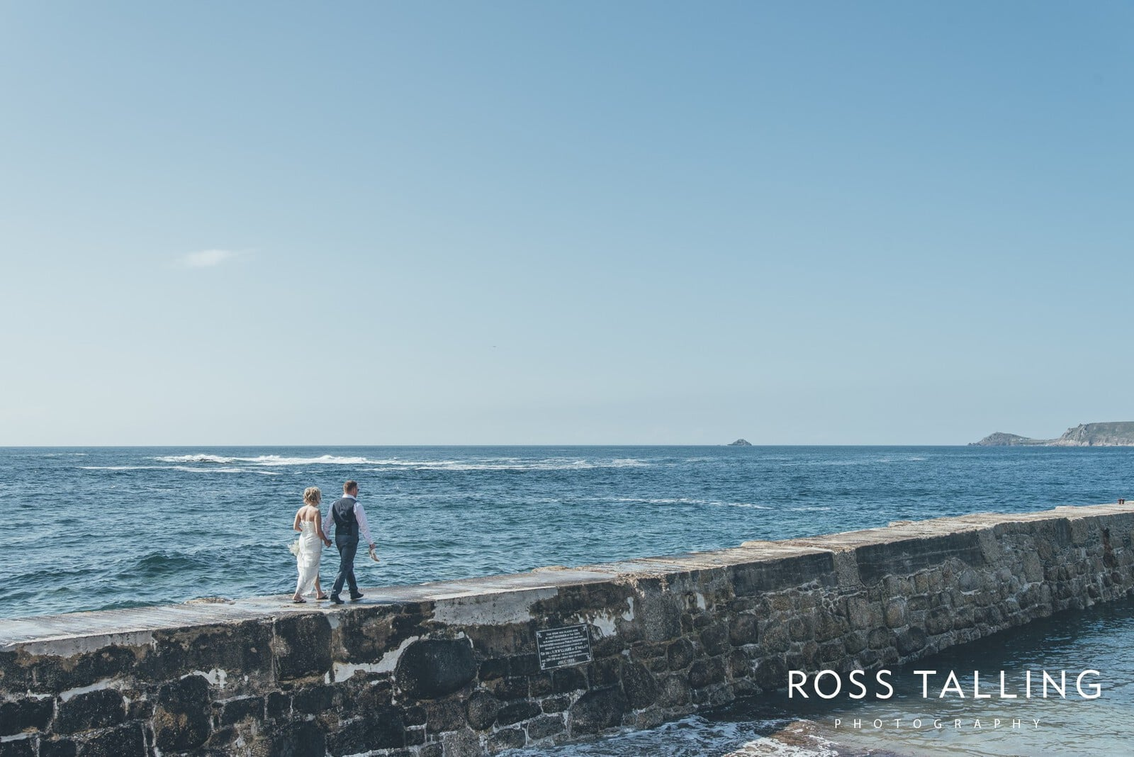 Boho Elopement Wedding Photography Cornwall - Stacey and Steve_0078