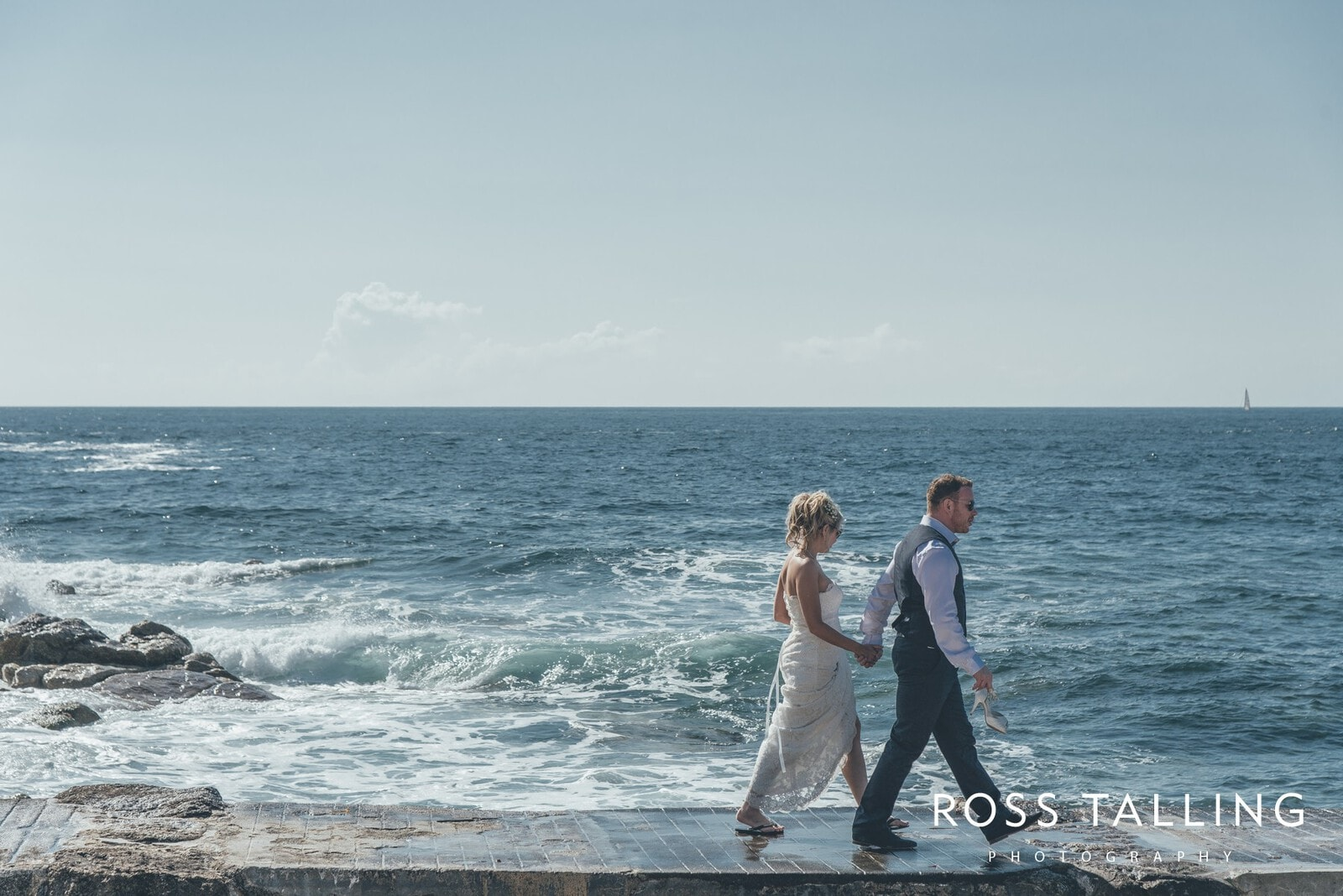 Boho Elopement Wedding Photography Cornwall - Stacey and Steve_0077