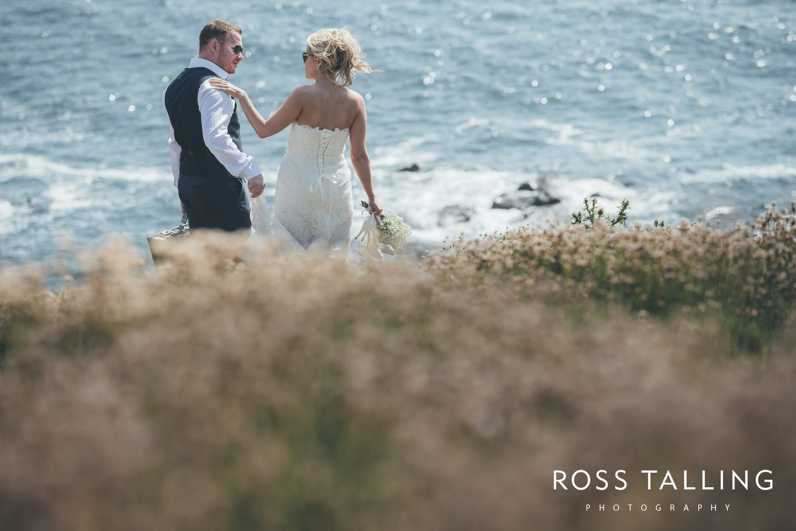 Boho Elopement Wedding Photography Cornwall - Stacey and Steve_0060