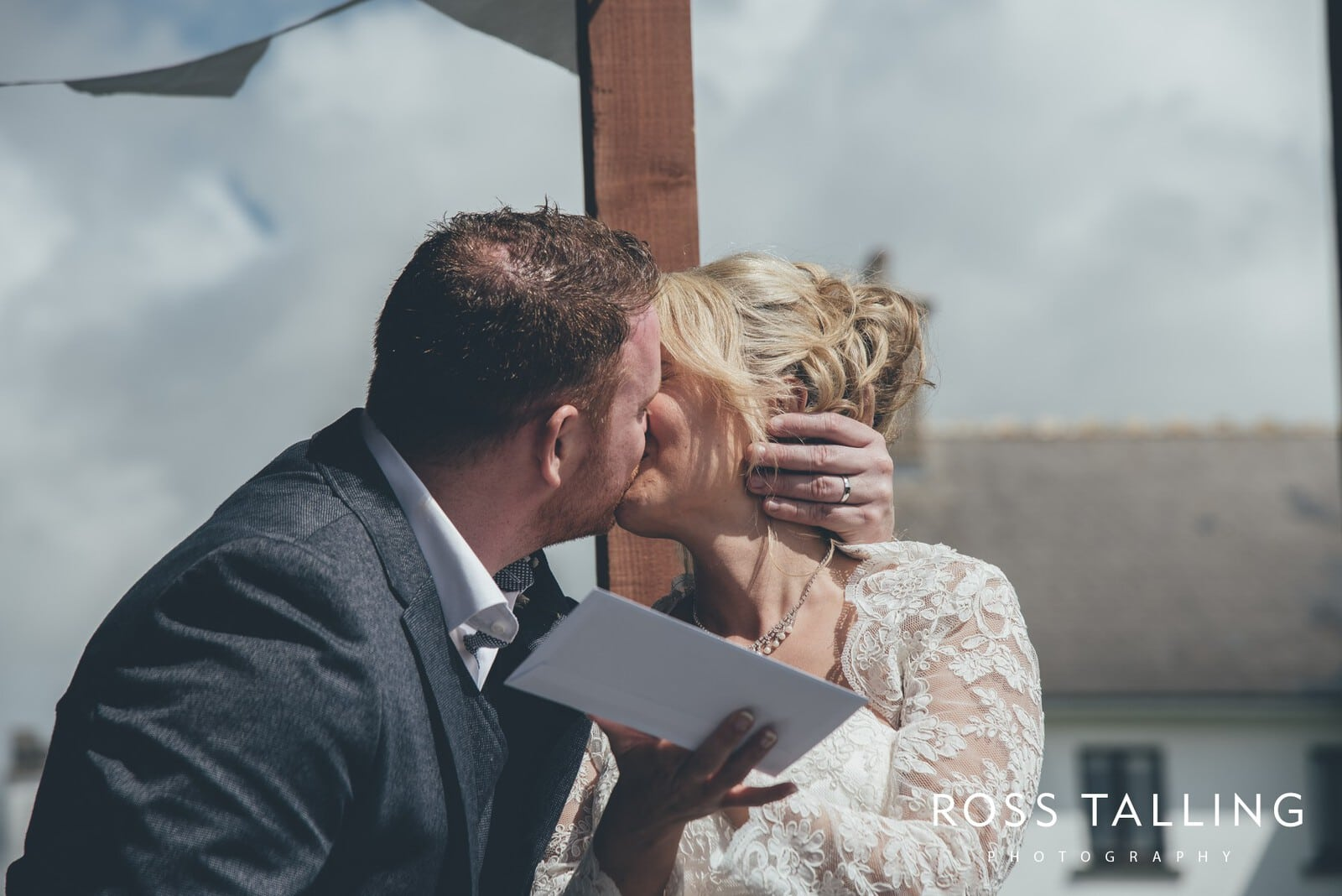 Boho Elopement Wedding Photography Cornwall - Stacey and Steve_0042