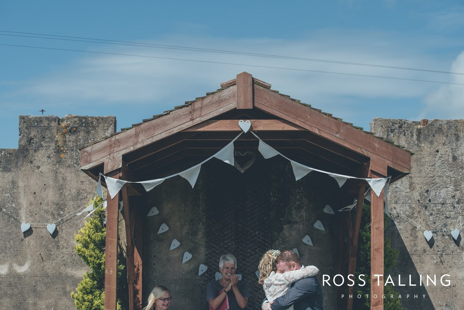 Boho Elopement Wedding Photography Cornwall - Stacey and Steve_0035