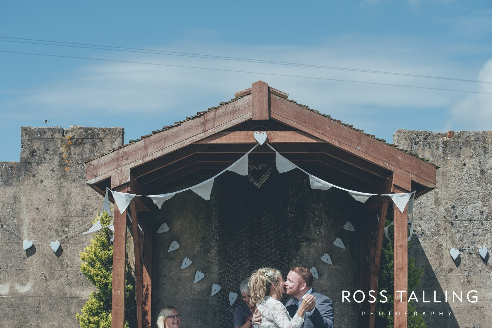 Boho Elopement Wedding Photography Cornwall - Stacey and Steve_0034