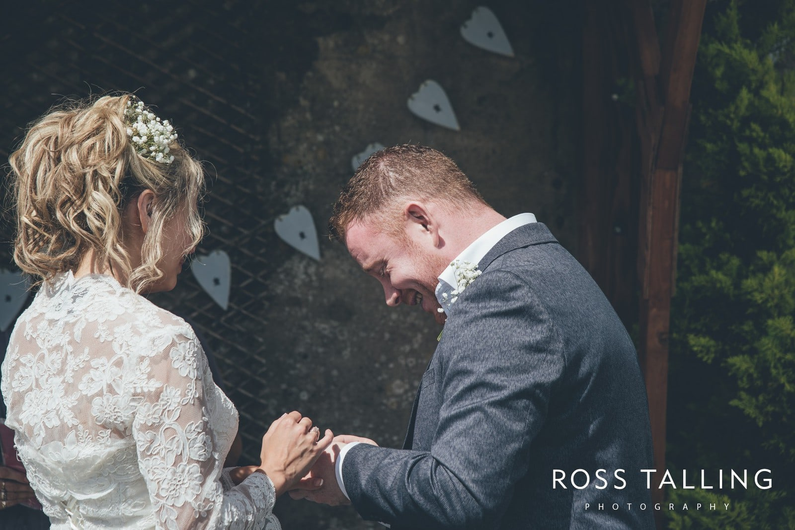 Boho Elopement Wedding Photography Cornwall - Stacey and Steve_0032
