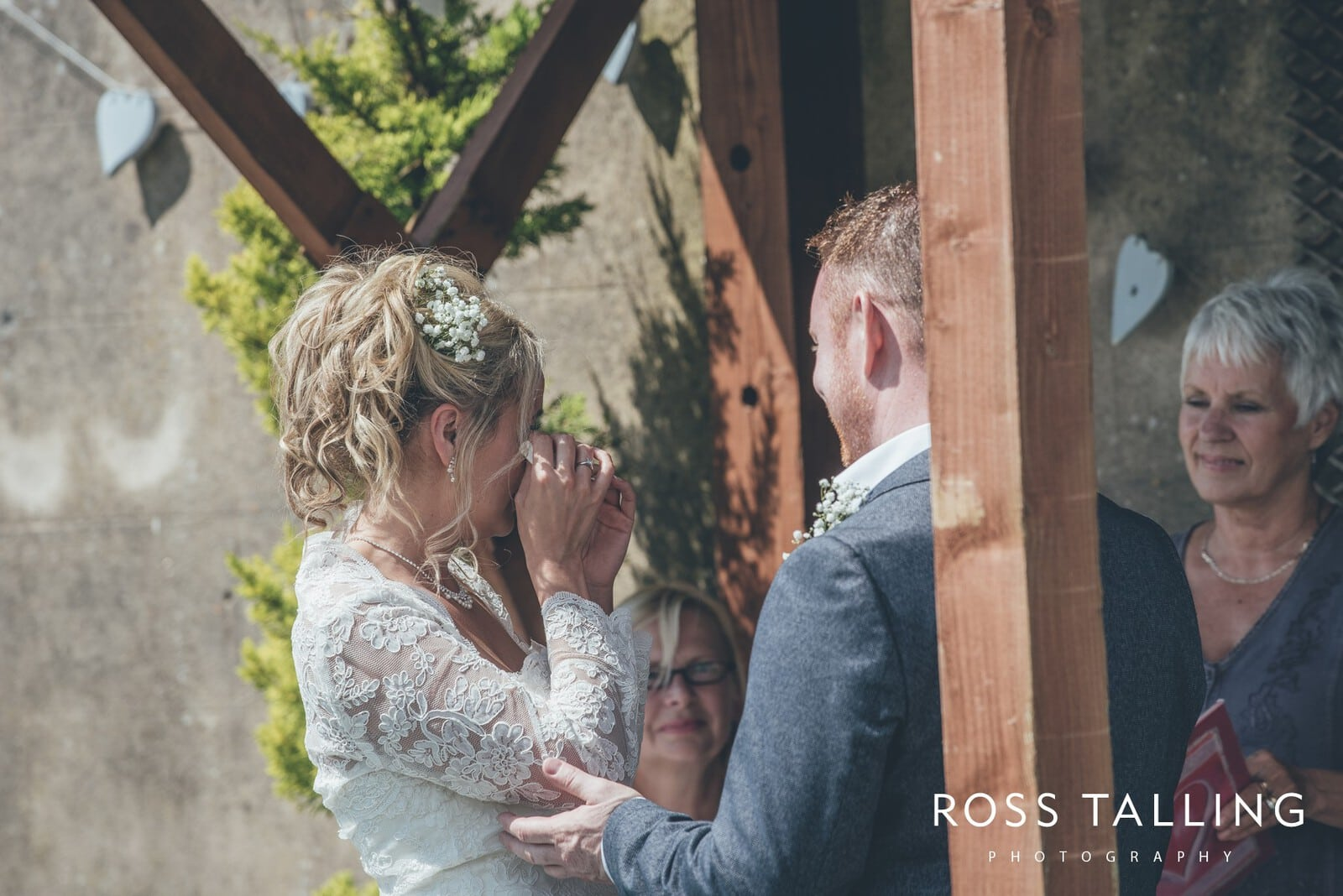 Boho Elopement Wedding Photography Cornwall - Stacey and Steve_0030