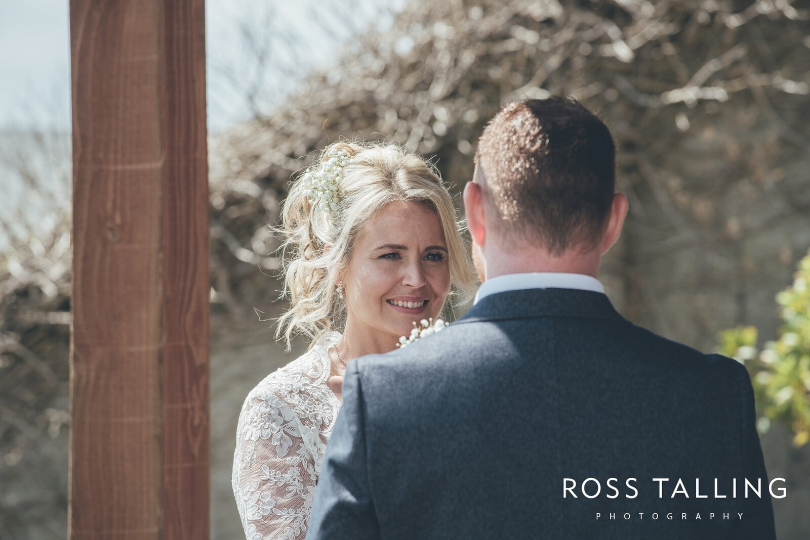 Boho Elopement Wedding Photography Cornwall - Stacey and Steve_0026