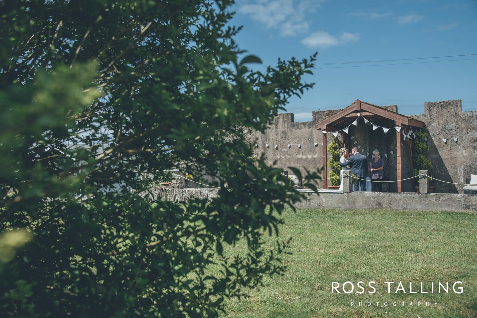Boho Elopement Wedding Photography Cornwall - Stacey and Steve_0021