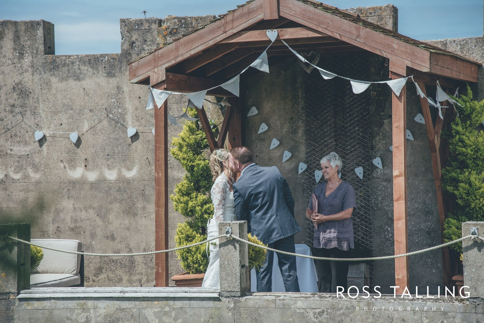 Boho Elopement Wedding Photography Cornwall - Stacey and Steve_0020