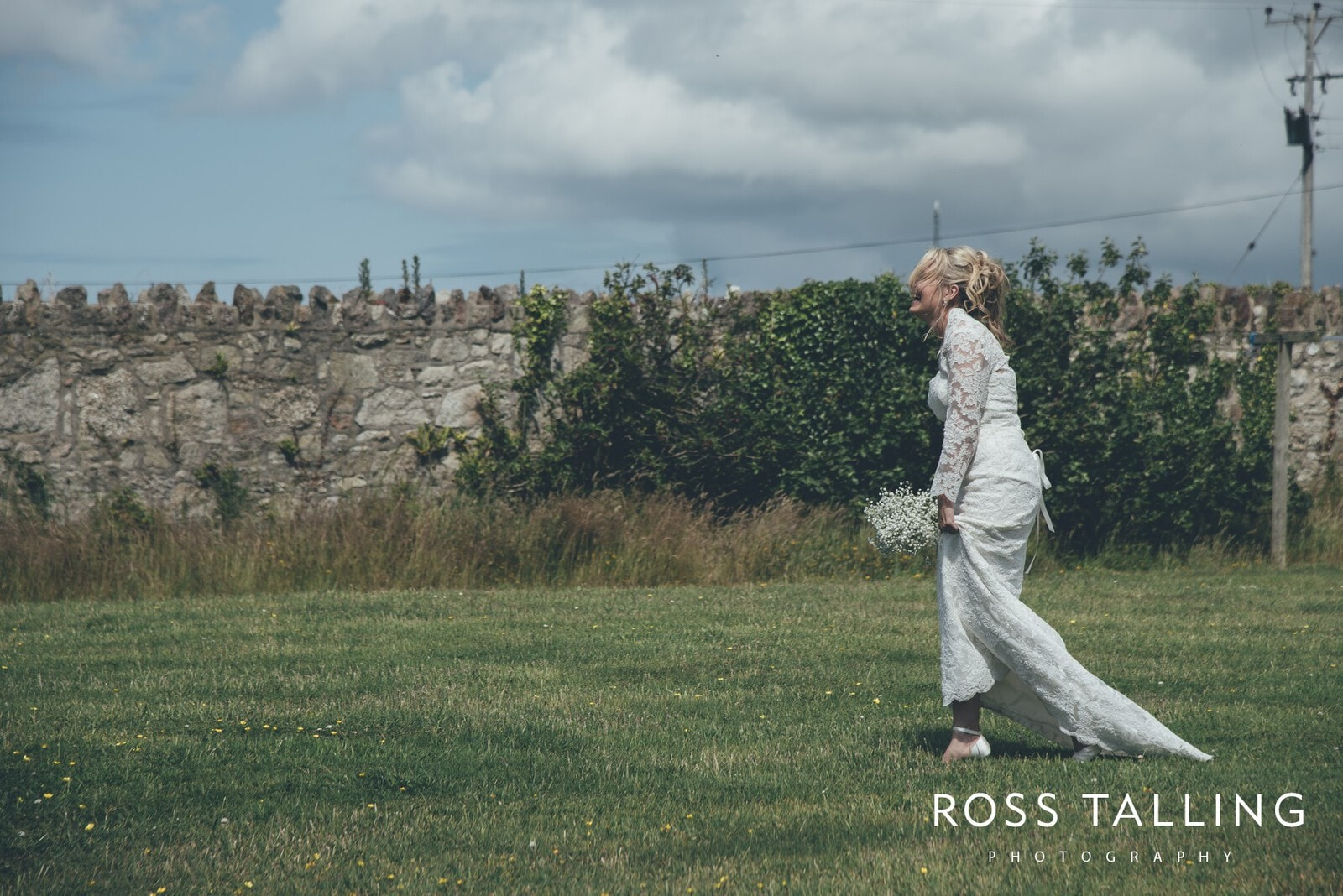 Boho Elopement Wedding Photography Cornwall - Stacey and Steve_0019