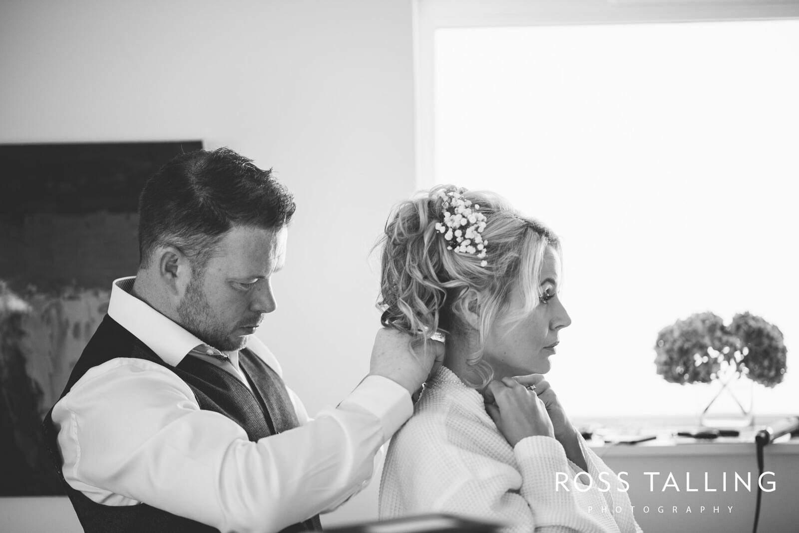 Boho Elopement Wedding Photography Cornwall - Stacey and Steve_0007