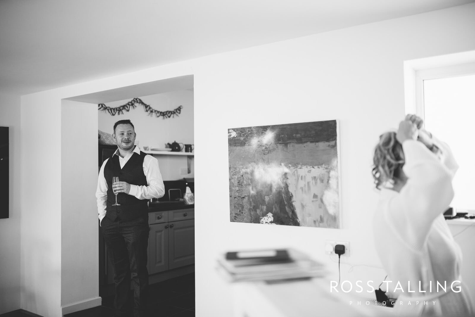 Boho Elopement Wedding Photography Cornwall - Stacey and Steve_0006