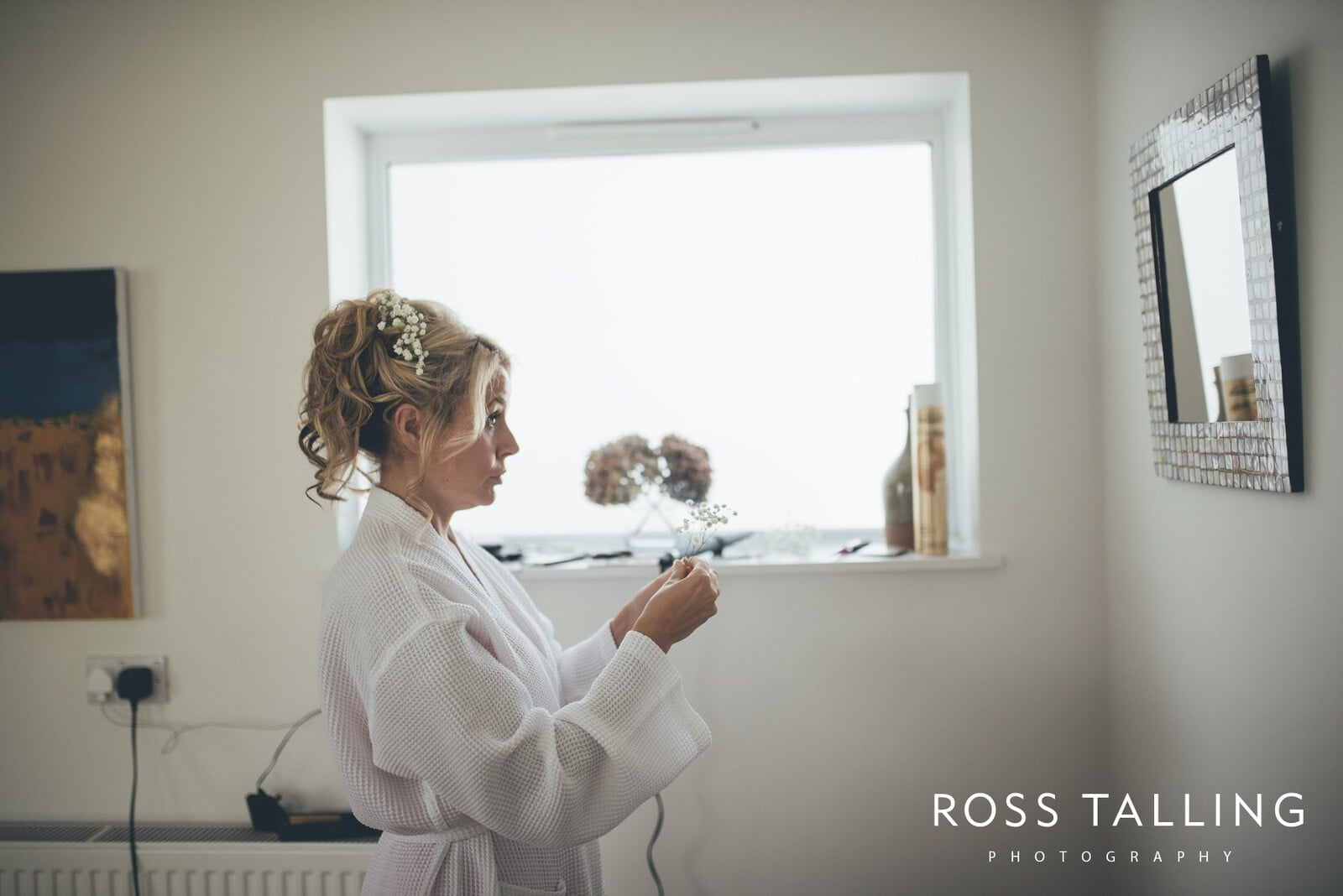 Boho Elopement Wedding Photography Cornwall - Stacey and Steve_0004