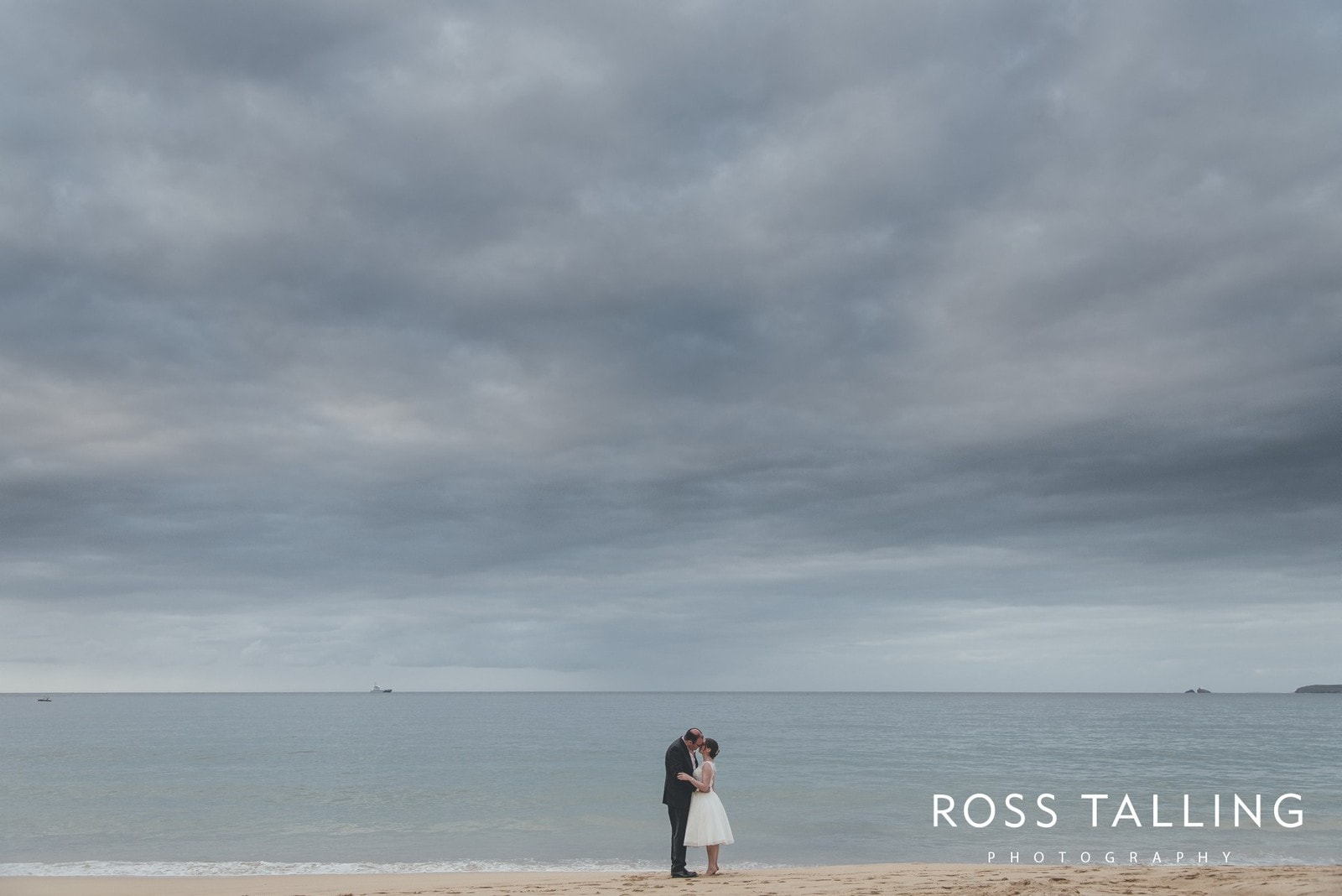 Carbis Bay Hotel Wedding Photography Cornwall Kevin & Rachel_0073