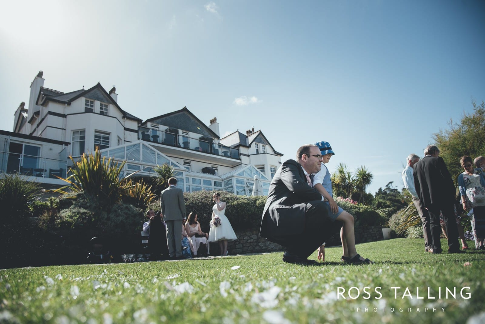 Carbis Bay Hotel Wedding Photography Cornwall Kevin & Rachel_0060