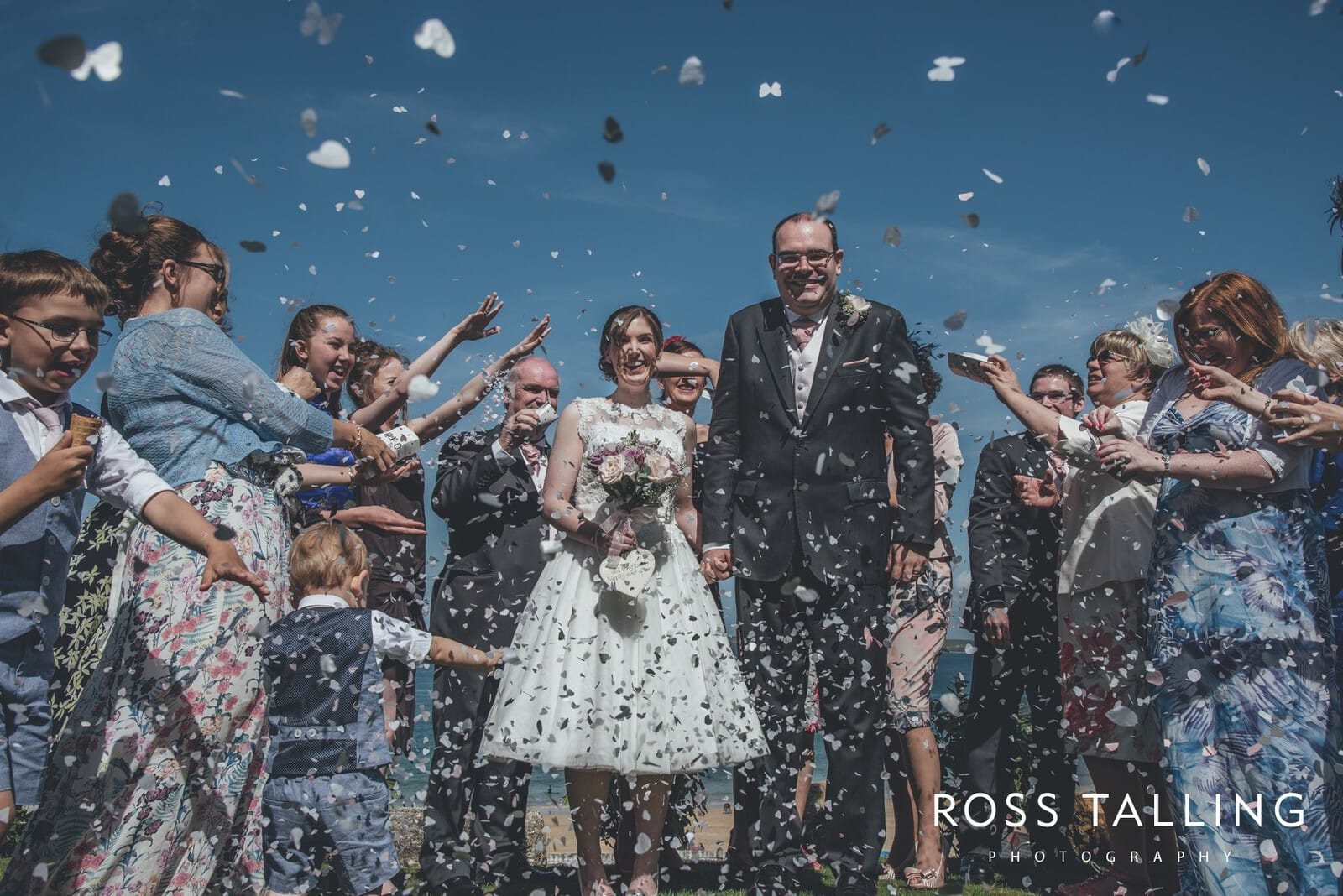 Carbis Bay Hotel Wedding Photography Cornwall Kevin & Rachel_0055