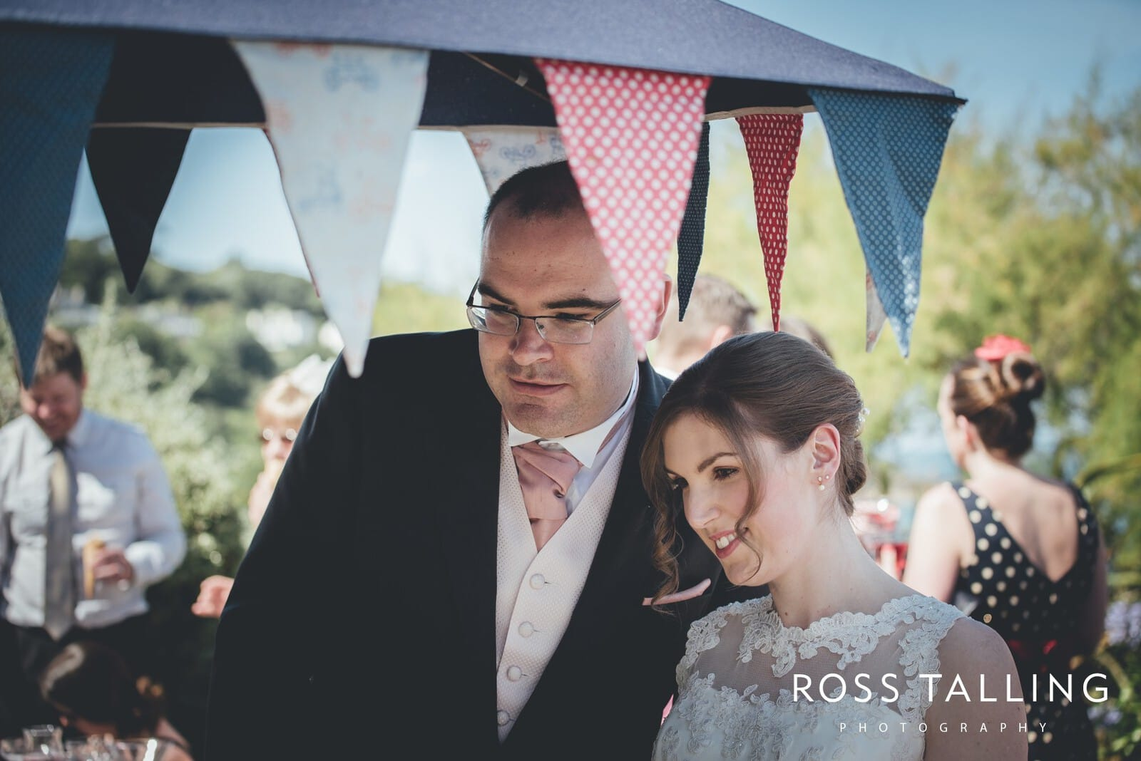 Carbis Bay Hotel Wedding Photography Cornwall Kevin & Rachel_0051