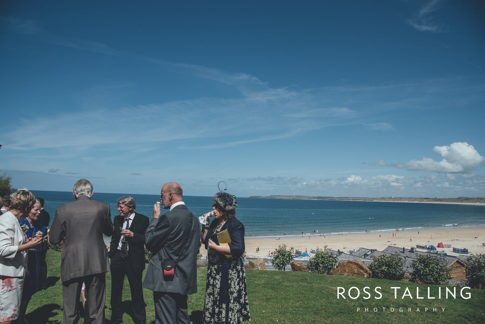 Carbis Bay Hotel Wedding Photography Cornwall Kevin & Rachel_0049