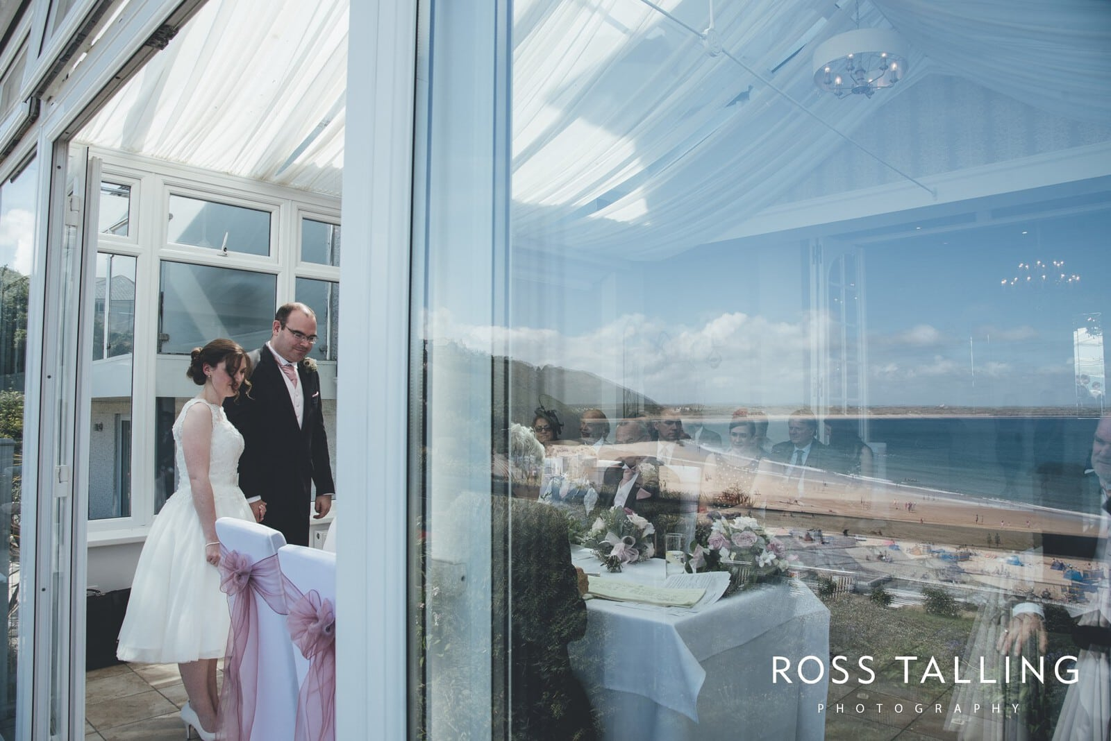 Carbis Bay Hotel Wedding Photography Cornwall Kevin & Rachel_0039
