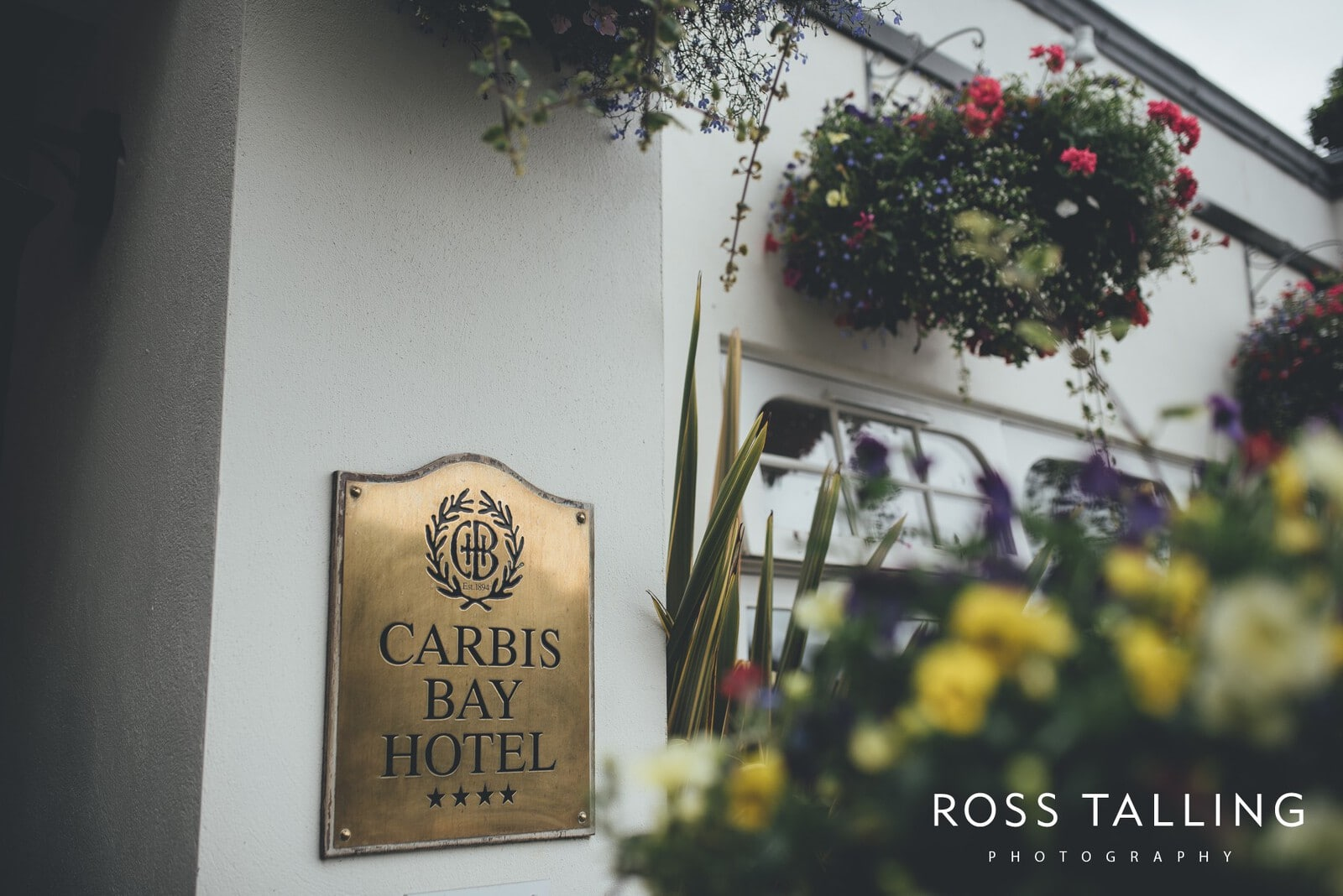 Carbis Bay Hotel Wedding Photography Cornwall Kevin & Rachel_0004