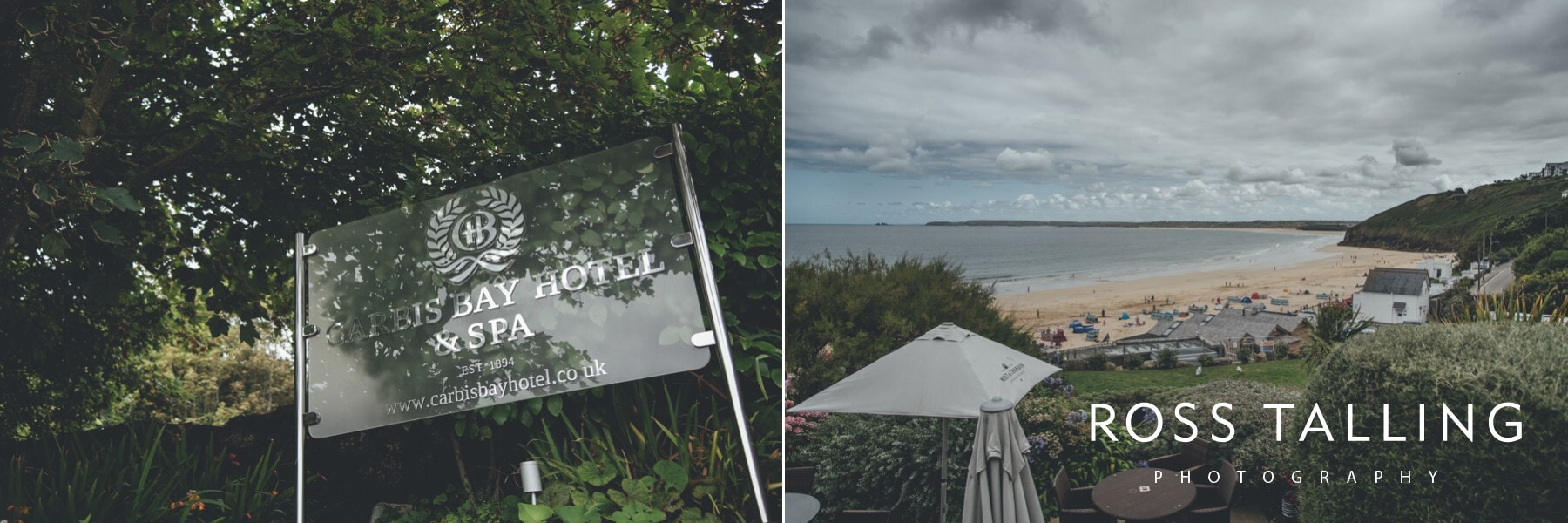 Carbis Bay Hotel Wedding Photography Cornwall Kevin & Rachel_0000