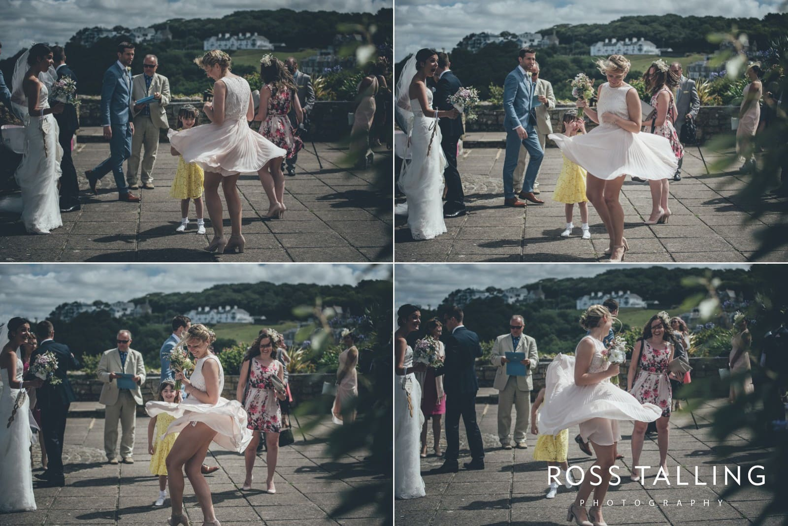 Alice & Al Wedding Photography Cornwall_0395