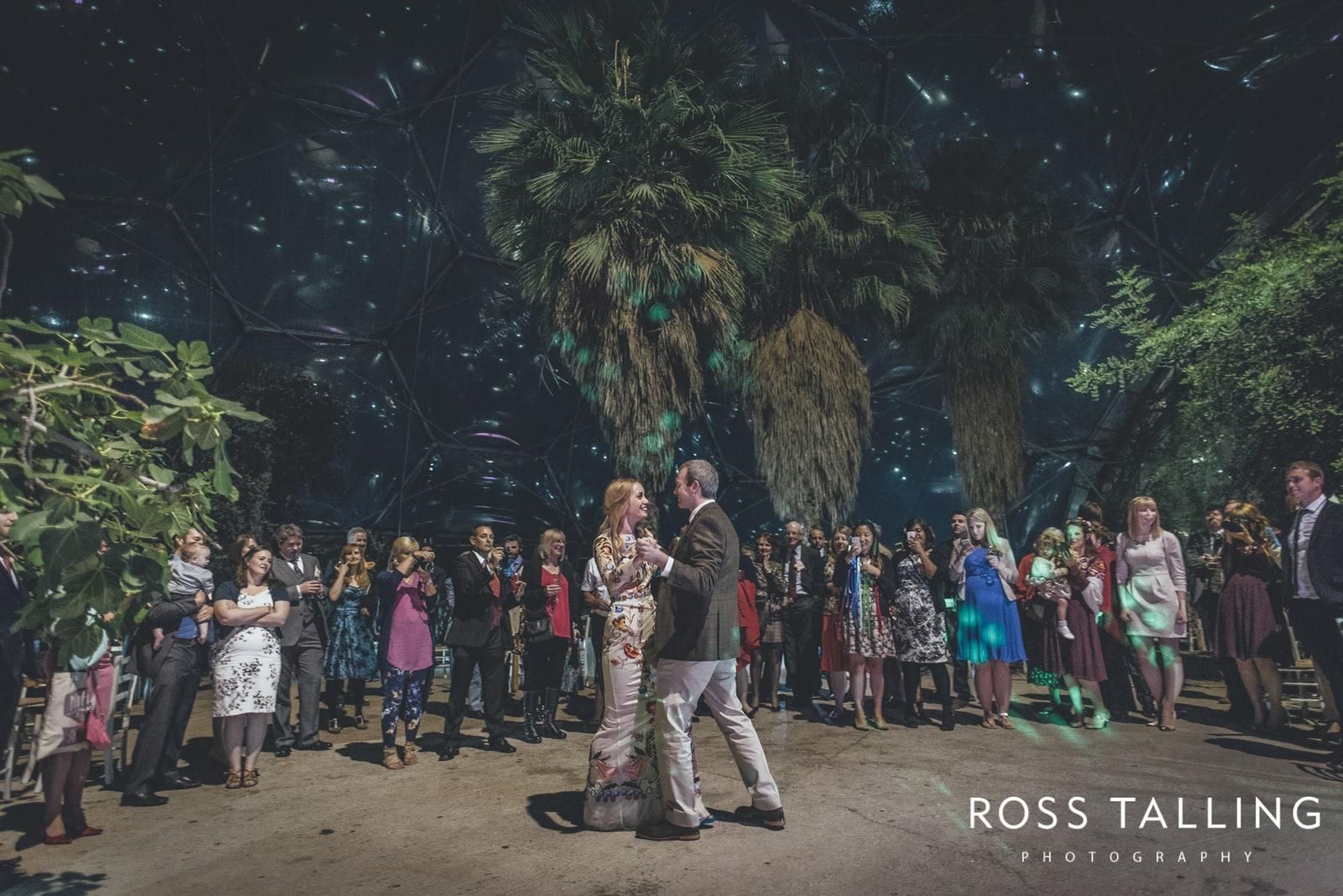 Eden Project Wedding :: Taster :: Sarah & Chris