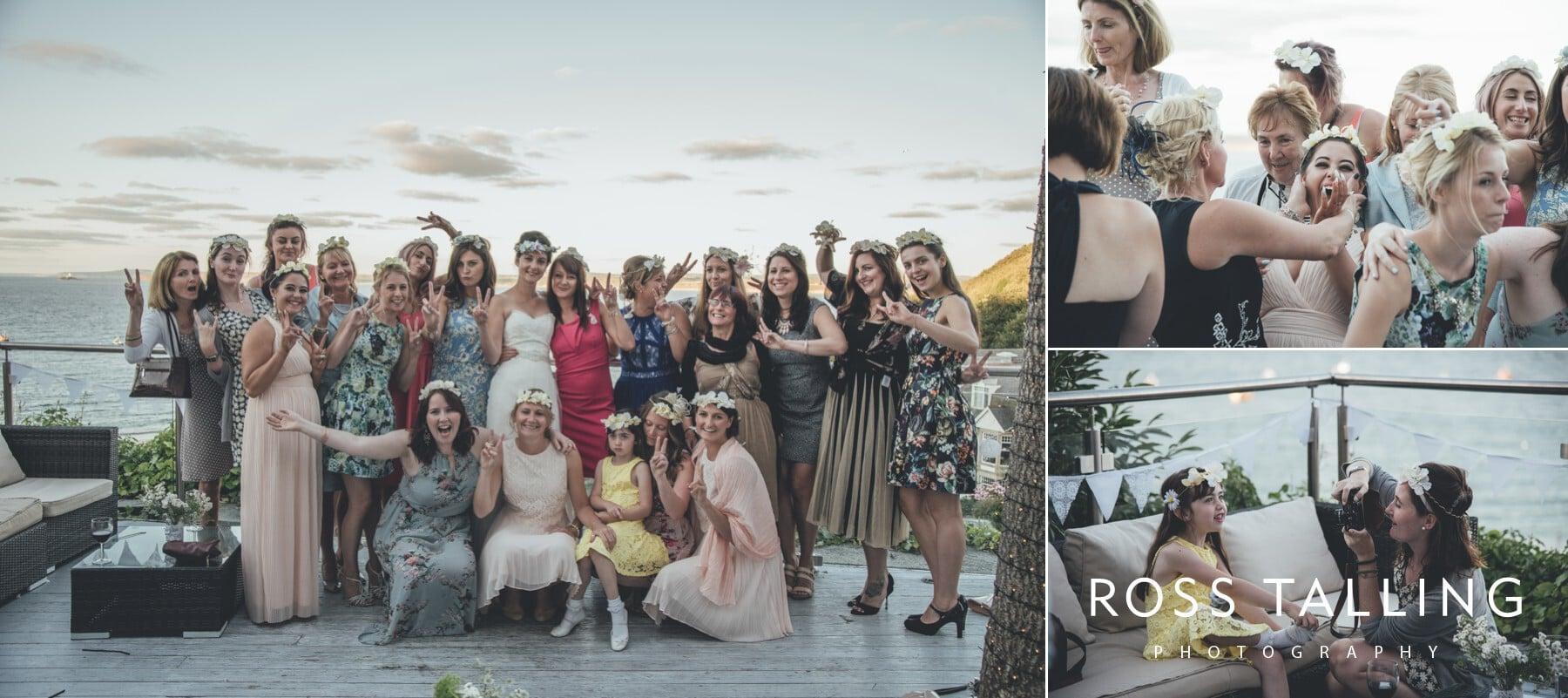 Alice & Al Wedding Photography Cornwall_0366