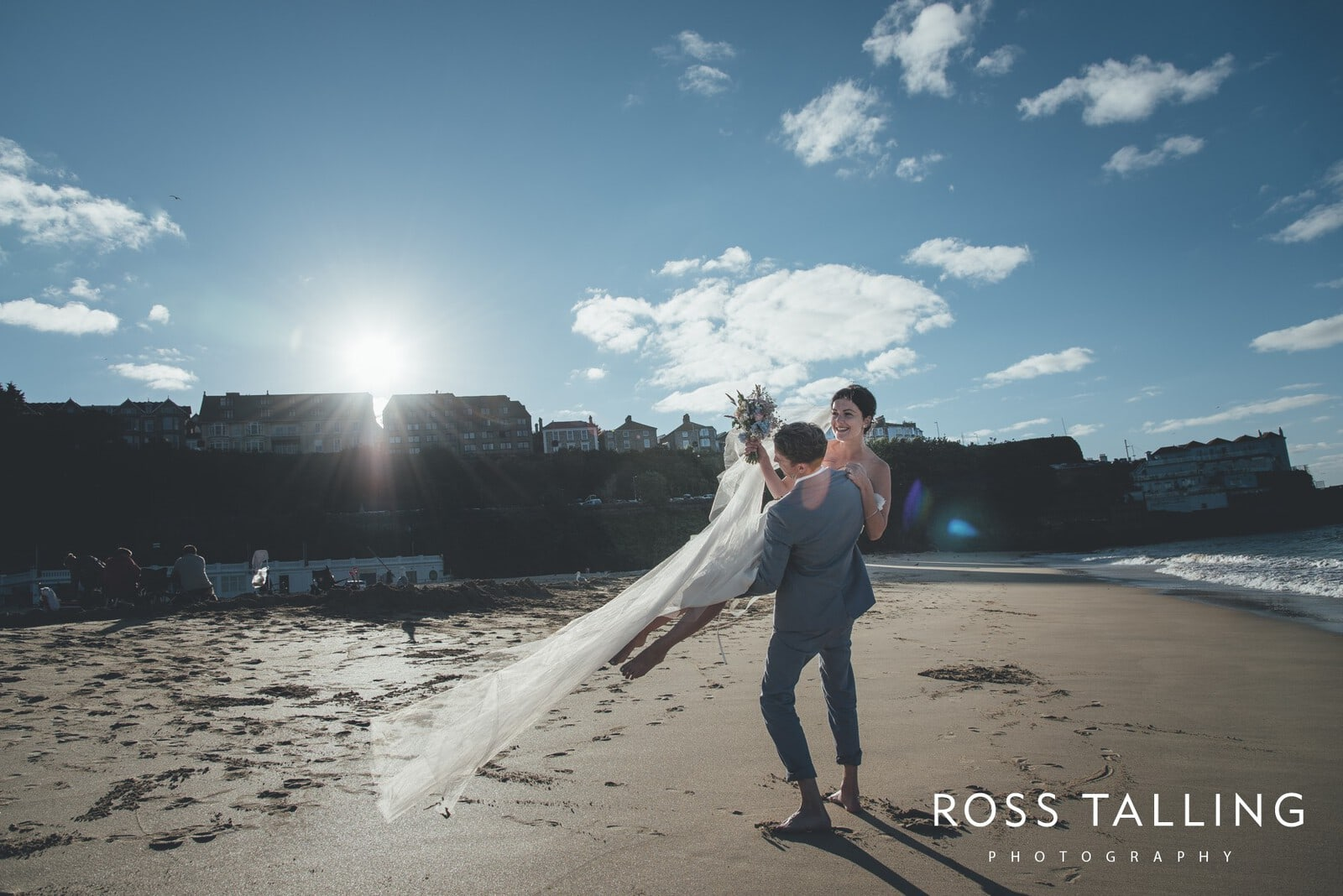 Alice & Al Wedding Photography Cornwall_0343