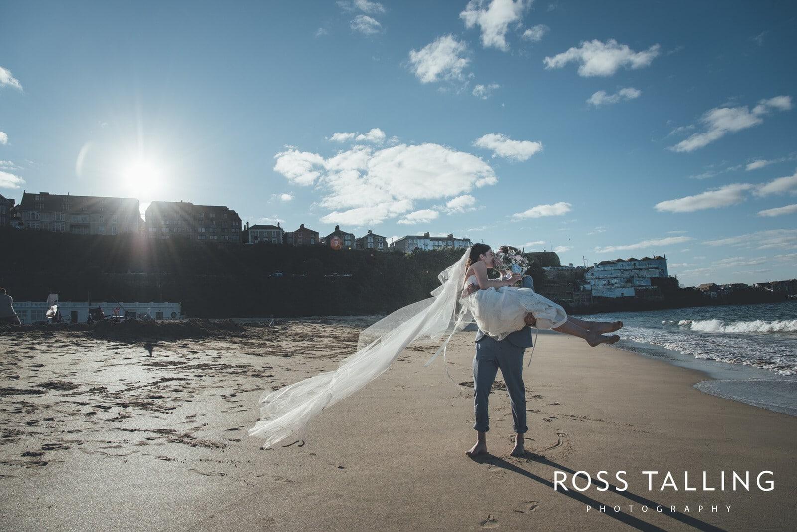 Alice & Al Wedding Photography Cornwall_0342