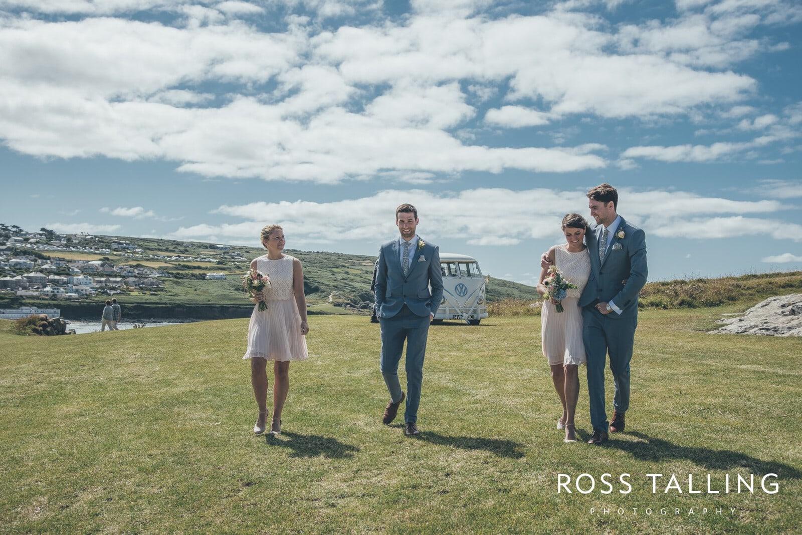 Alice & Al Wedding Photography Cornwall_0304