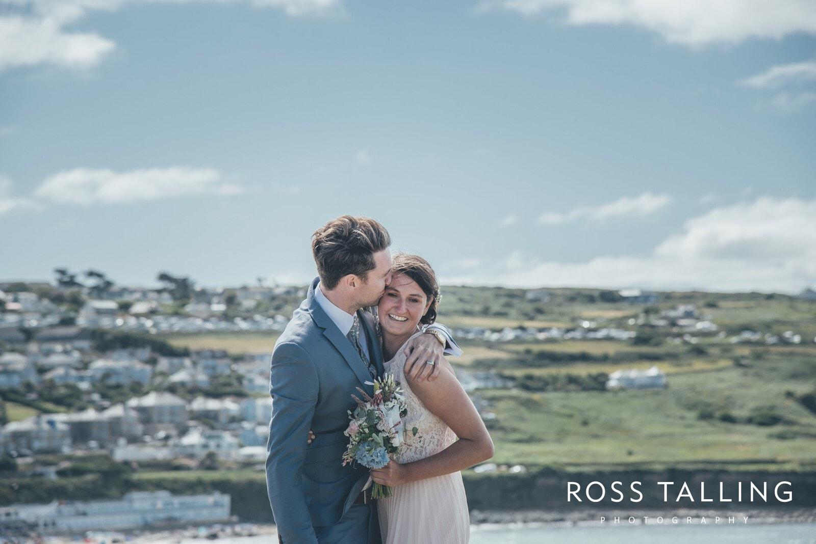Alice & Al Wedding Photography Cornwall_0302