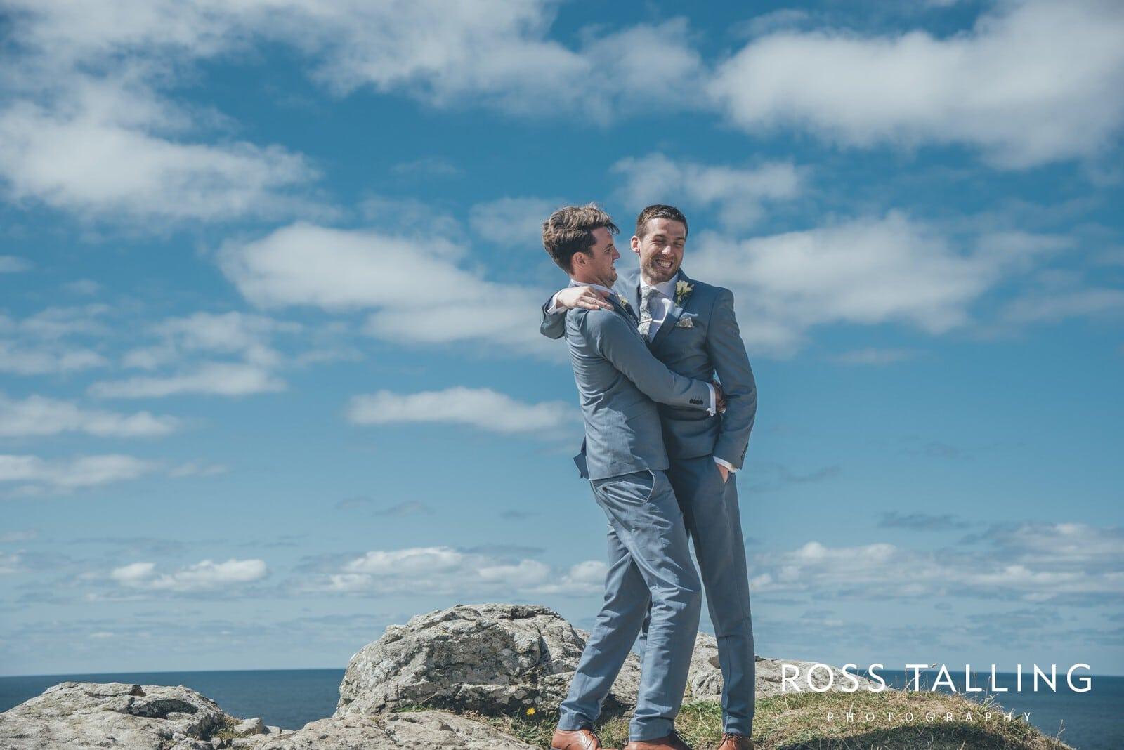 Alice & Al Wedding Photography Cornwall_0300