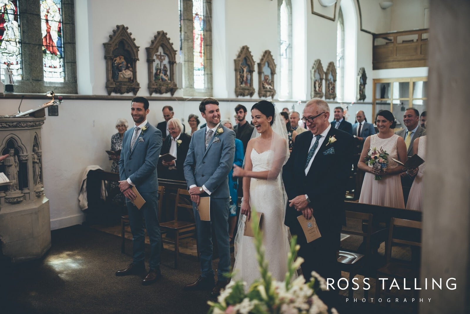 Alice & Al Wedding Photography Cornwall_0252