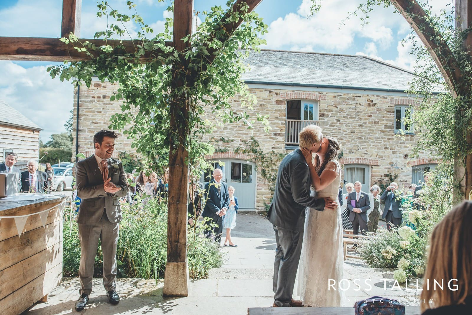 Nancarrow Farm Wedding Photography Brooke & Gary_0041
