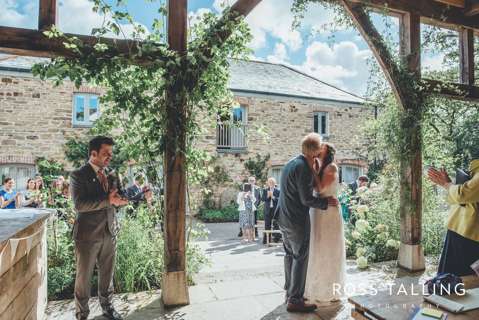 Nancarrow Farm Wedding Photography Brooke & Gary_0040