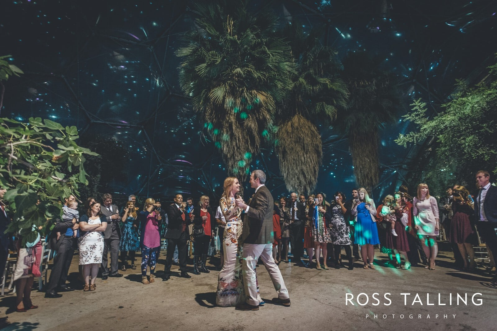Eden Project Wedding Photography_0110