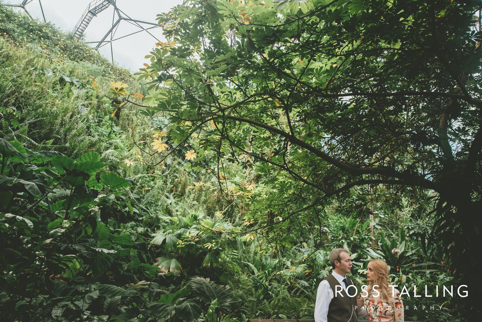 Eden Project Wedding Photography_0058