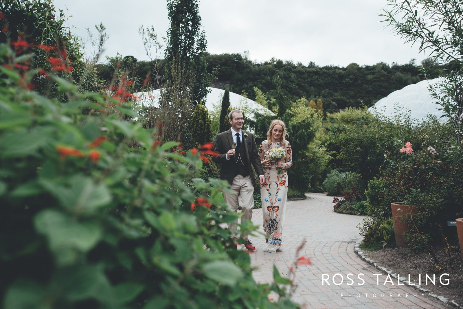 Eden Project Wedding Photography_0045