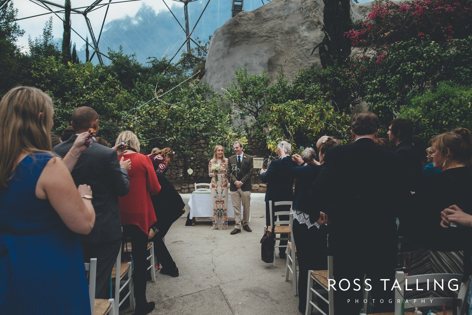 Eden Project Wedding Photography_0030
