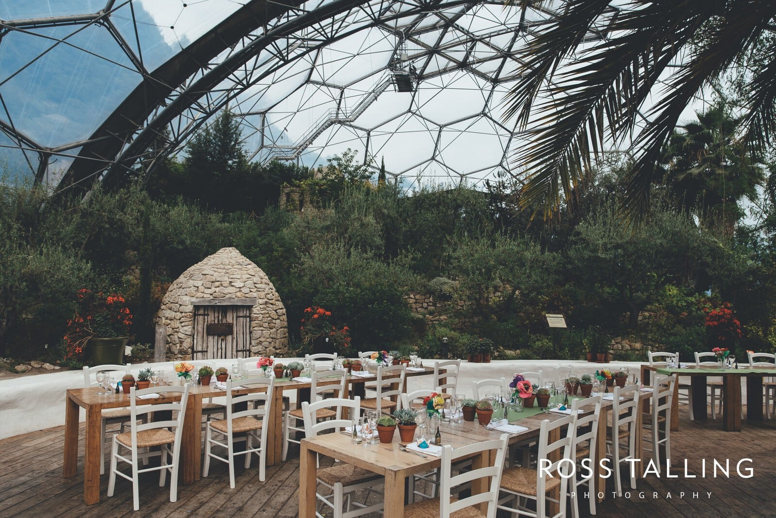 Eden Project Wedding Photography_0007