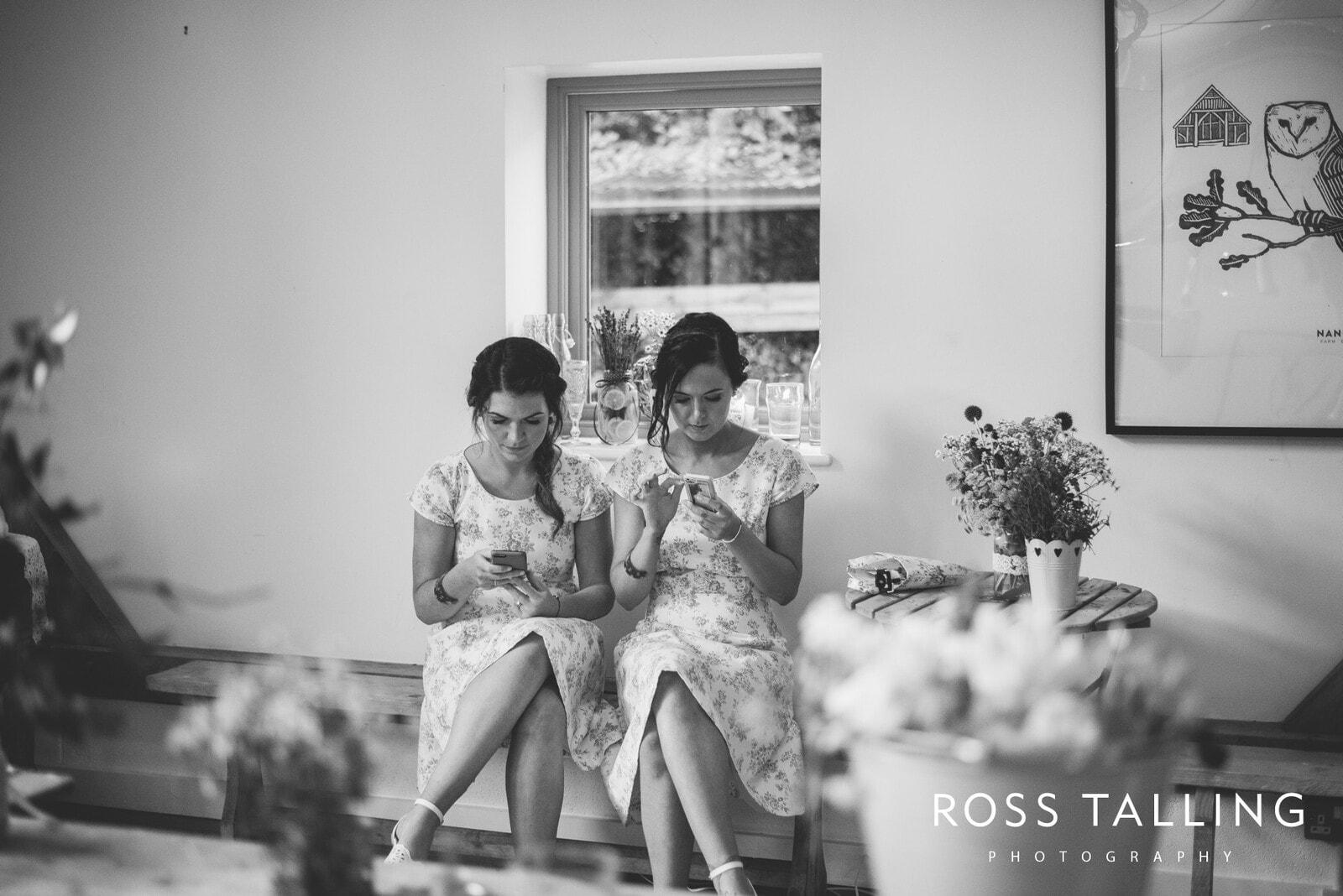 Nancarrow Farm Wedding Photography Cornwall - Laura & Danny_0132