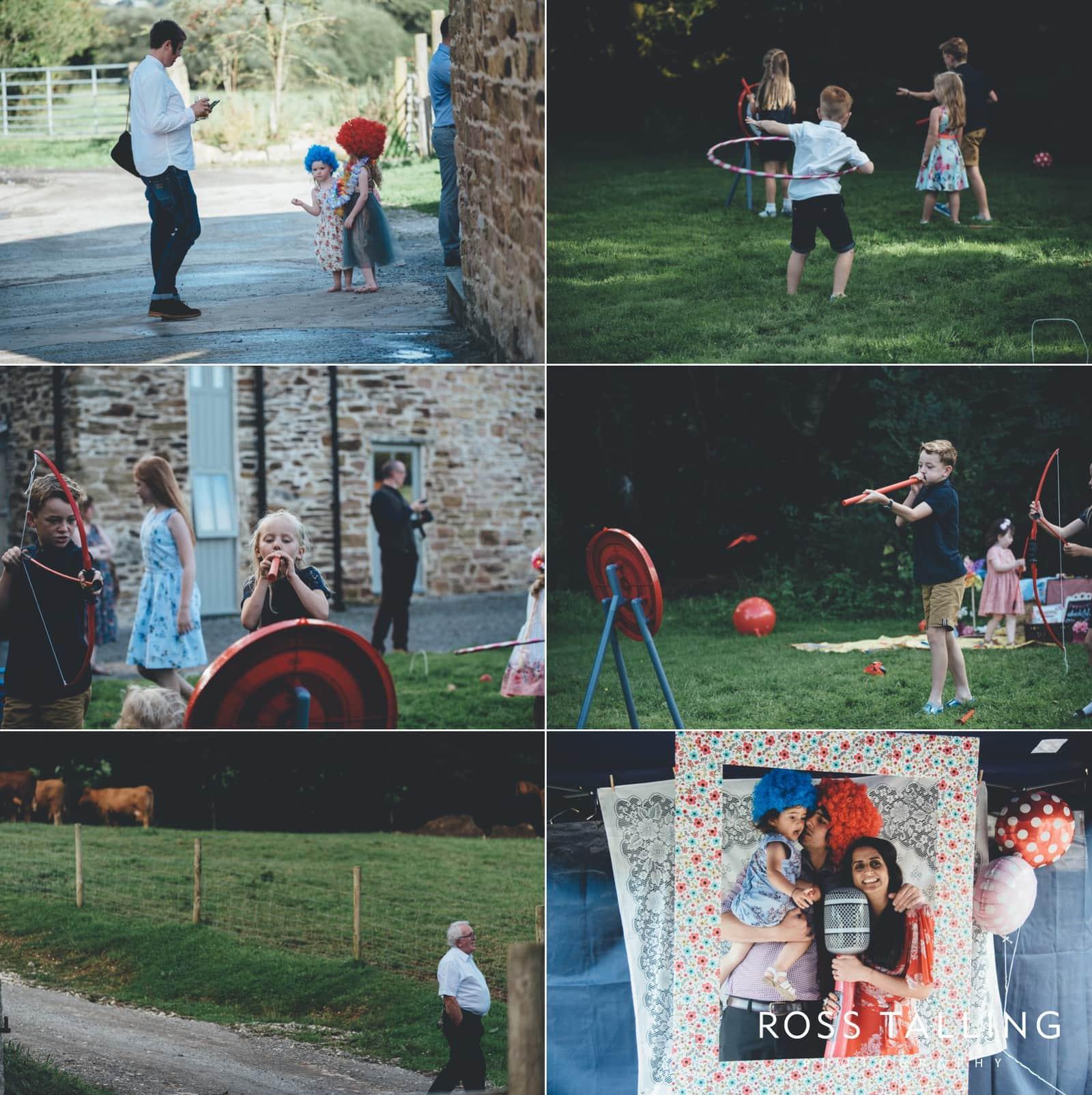 Nancarrow Farm Wedding Photography Cornwall - Laura & Danny_0107