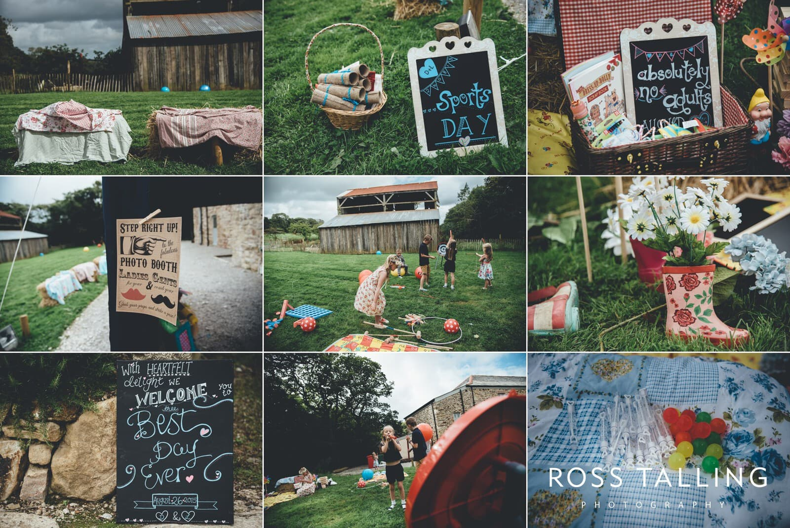 Nancarrow Farm Wedding Photography Cornwall - Laura & Danny_0081
