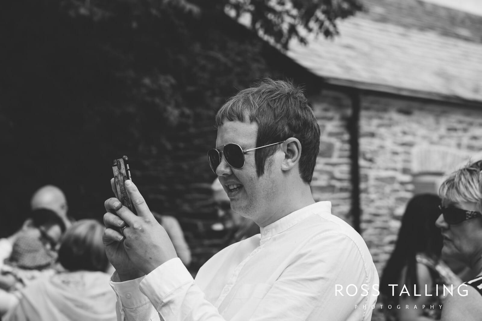 Nancarrow Farm Wedding Photography Cornwall - Laura & Danny_0073