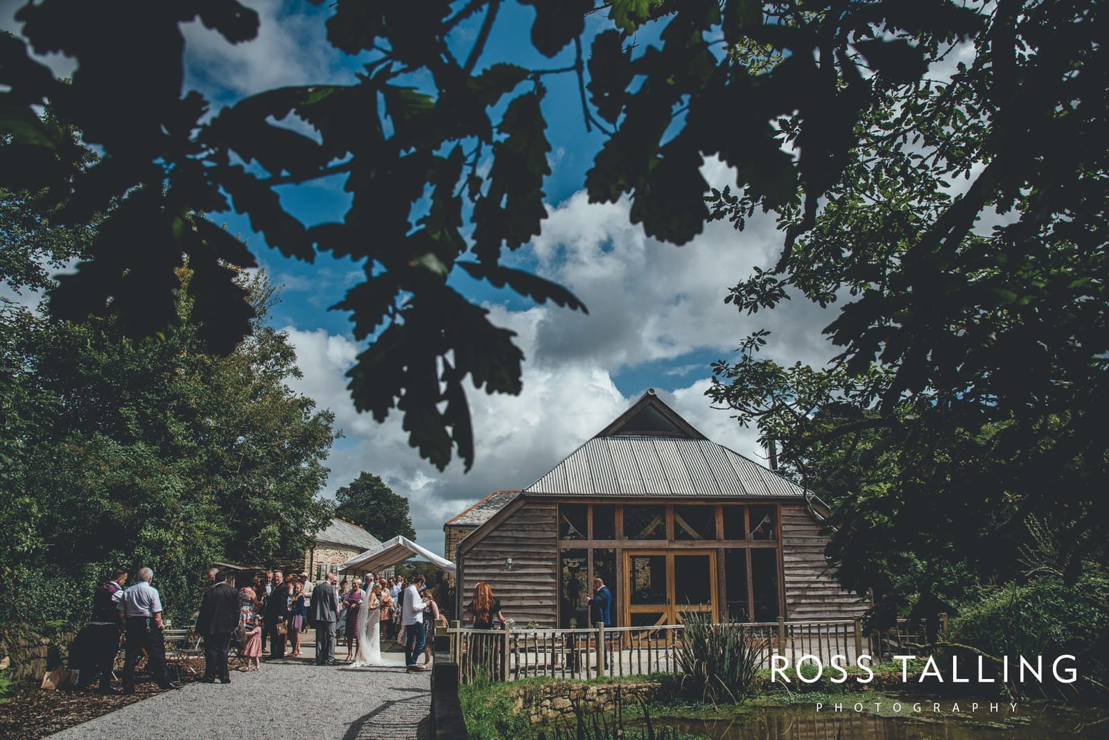Nancarrow Farm Wedding Photography Cornwall - Laura & Danny_0072